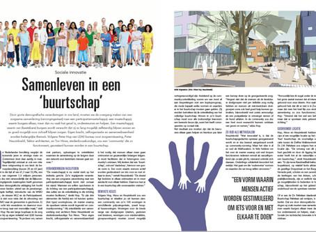 Samenleven in buurtschap Paltelaan Zoetermeer