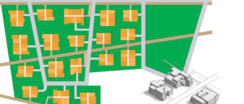 Supervilla CPO stedenbouwkundig