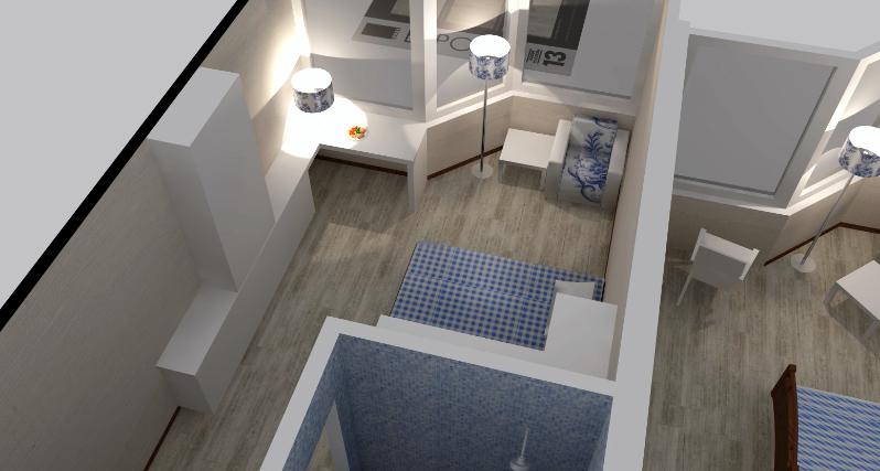 Zorghotel in Delft variant