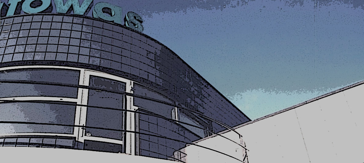 detail rond glas en balkon