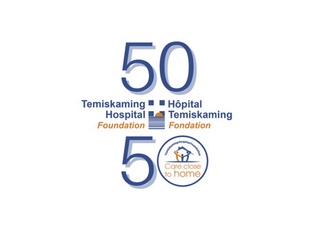 Temiskaming Hospital Foundation Launches 50/50