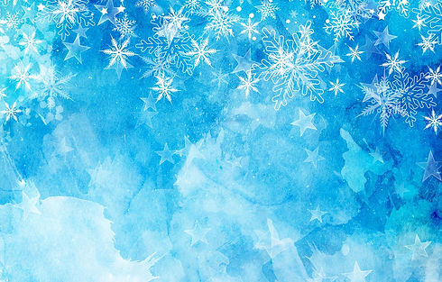 zima-sneg-snezhinki-fon-goluboi-christma