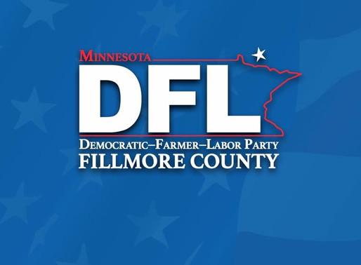 Fillmore County DFL Meeting 9/14/2020