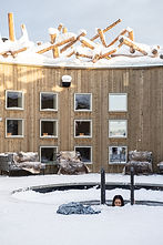 3. Arctic Bath hotel review Conde Nast T