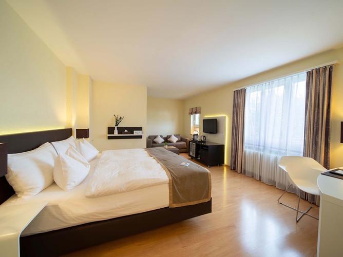 Hotel Spalentor Basel 002 Hotel Junior Suite hotel junior suite junior suite de l'hôtel ju