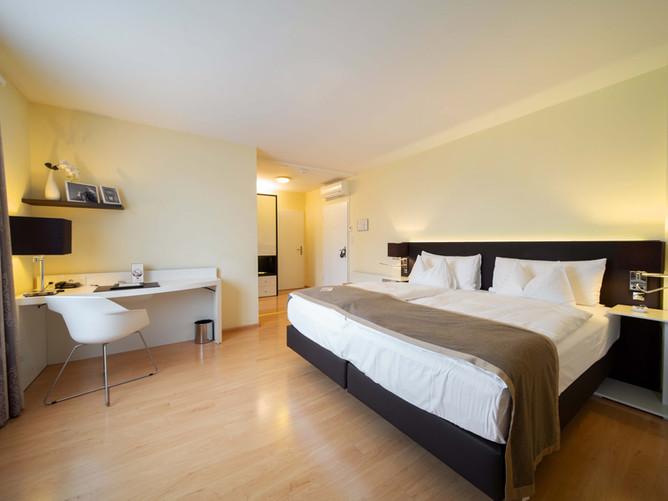 Hotel Spalentor Basel 201 Hotel Junior Suite hotel junior suite junior suite de l'hôtel ju