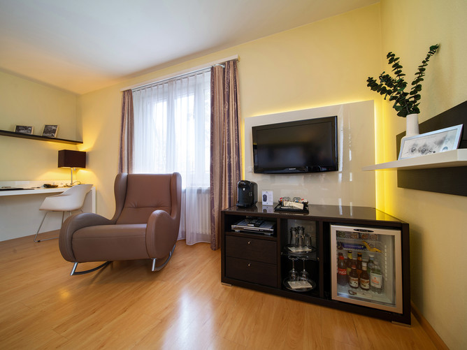 Hotel Spalentor Basel 1202 Hotel Einzelzimmer Komfort hotel single room comfort hôtel cham