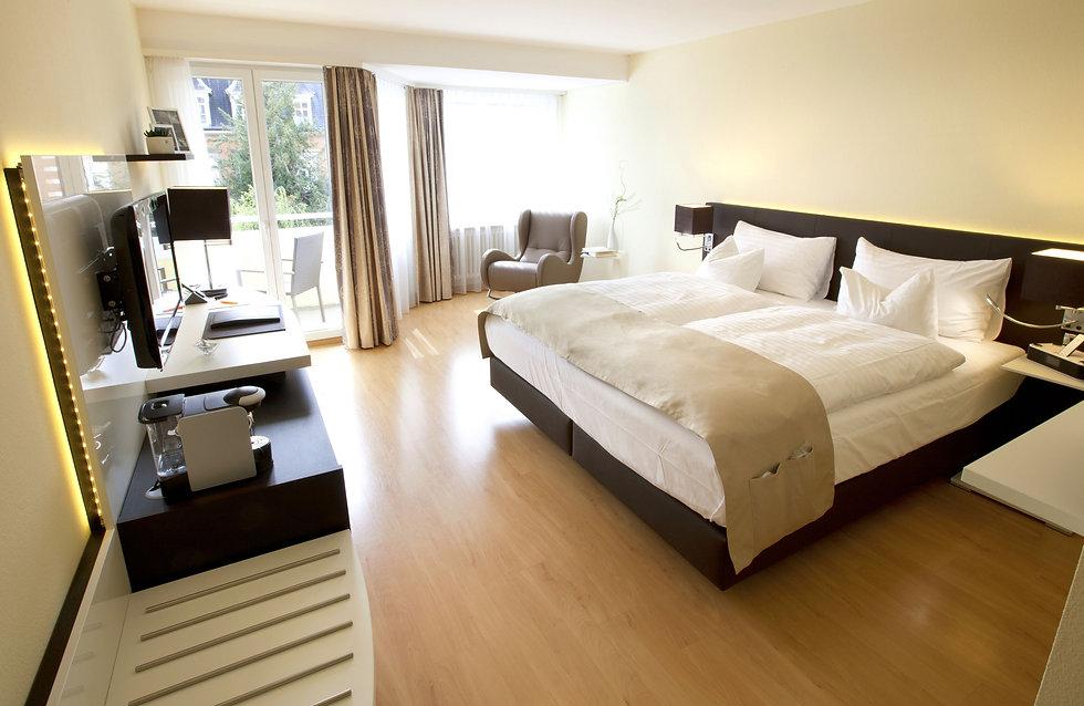 Hotel Spalentor Basel Zimmer