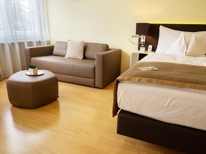 Hotel Spalentor Basel 102 Deluxe Hotel Zimmer deluxe hotel room chambre deluxe de l hôtel