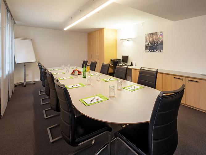 Hotel Spalentor Basel 011 Konferenzraum meeting room salle de conférence sala conferenze (
