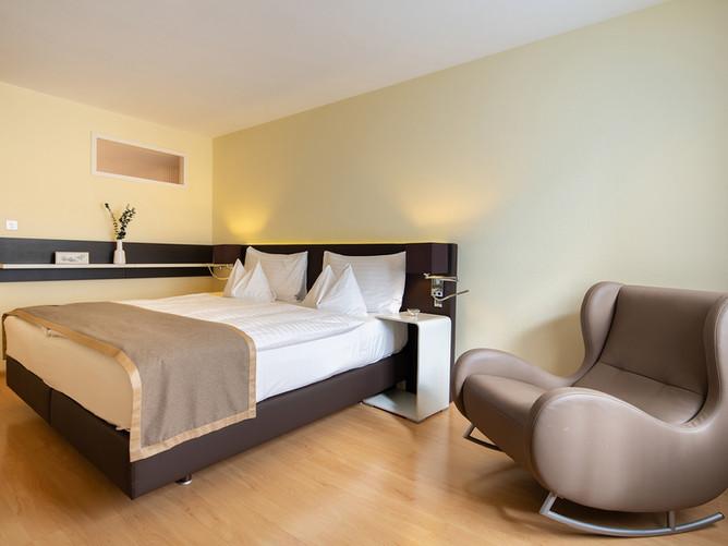 Hotel Spalentor Basel 701 Standard Doppelzimmer standard double room chambre double standa