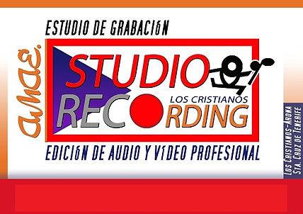 Recording studio in Tenerife south