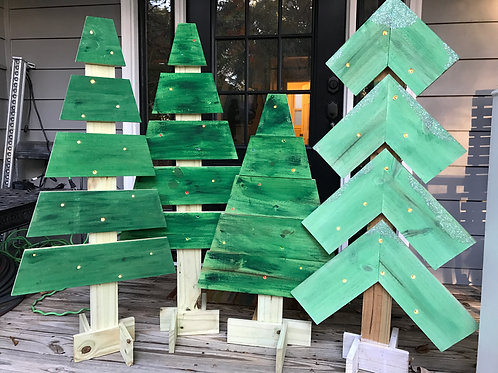 Christmas Tree -Nov. 5 & 12 - Thursdays (5:30-7:30)