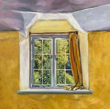 Bedroom Window, Devon