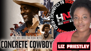 HEAD NERDS IN CHARGE FEAT. INTERVIEW WITH CONCRETE COWBOY'S: LIZ PRIESTLEY