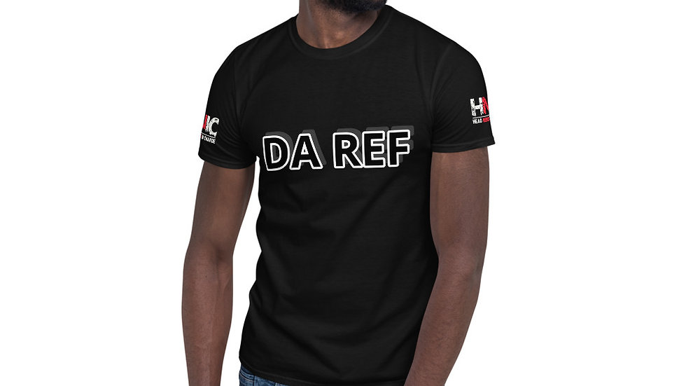HNIC REFEREE Short-Sleeve Unisex T-Shirt