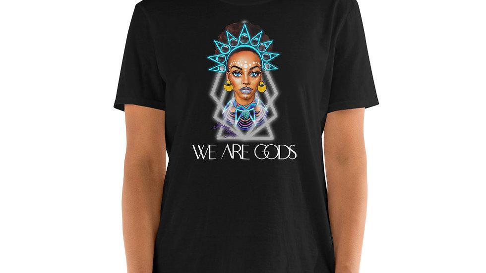 WE ARE GODS: YEMOJA Short-Sleeve Unisex T-Shirt