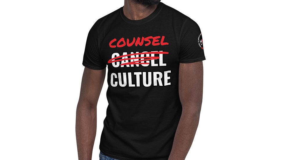 COUNSEL CULTURE Short-Sleeve Unisex T-Shirt