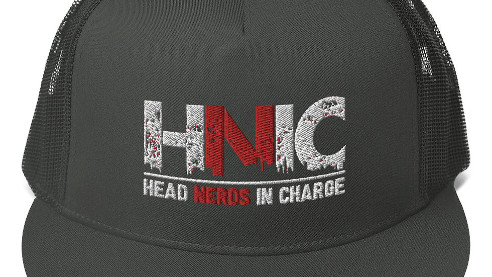 HNIC Mesh Back Snapback