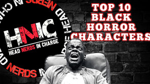 10 Of The Greatest Black Horror Characters