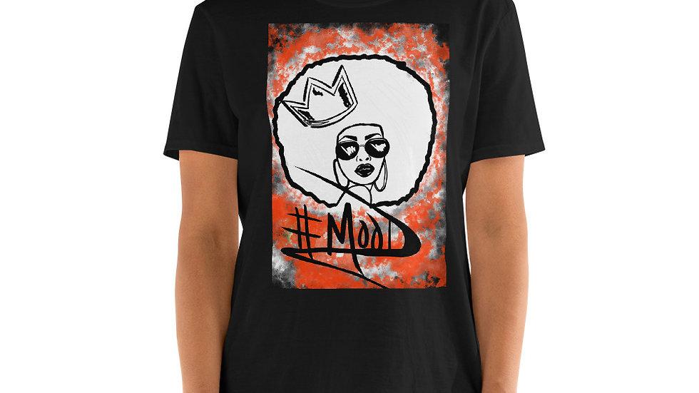 QUEEN MOOD Short-Sleeve Unisex T-Shirt