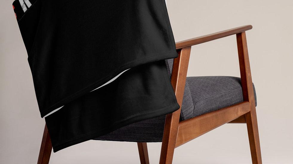 HNIC Throw Blanket