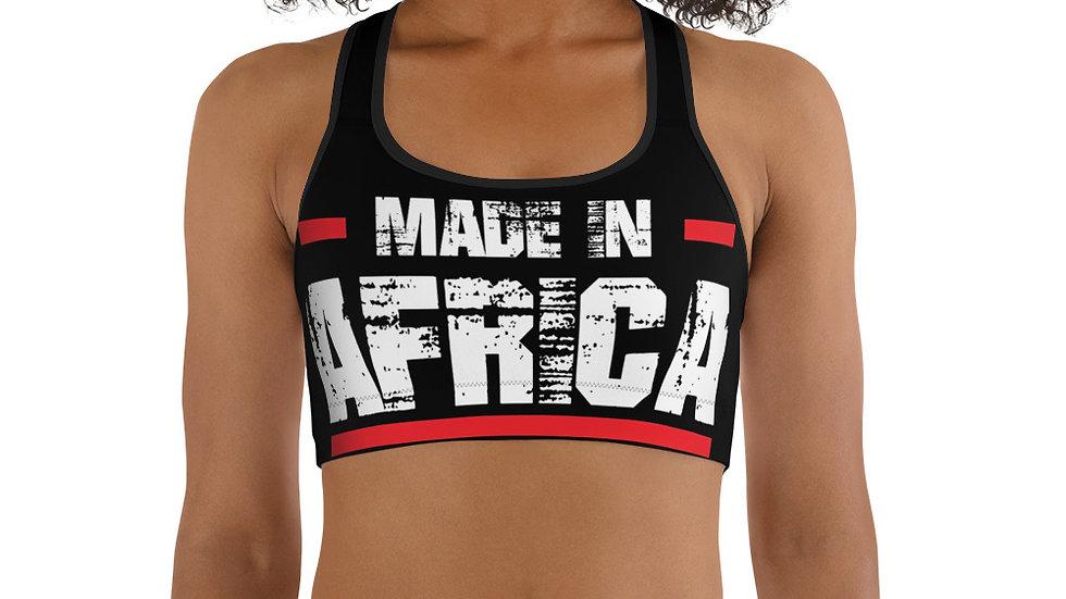 Made In Africa Sports bra