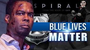 Spiral Should Have JigSaw'd  #BlueLivesMatter