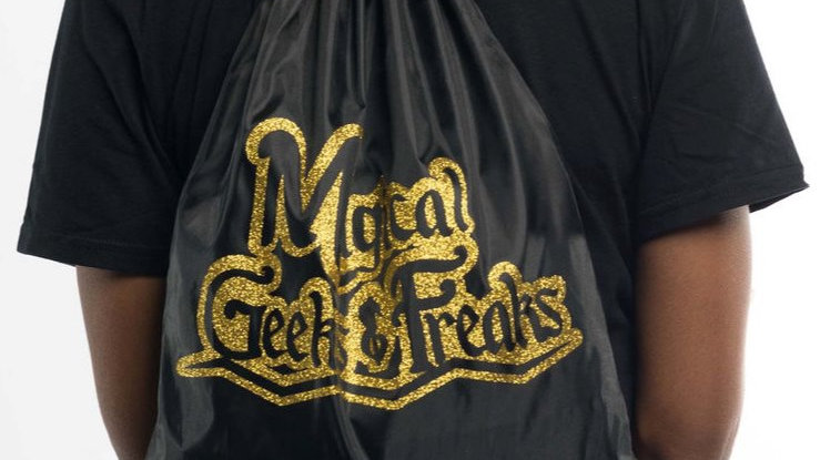 Magical Geeks & Freaks Book Bag