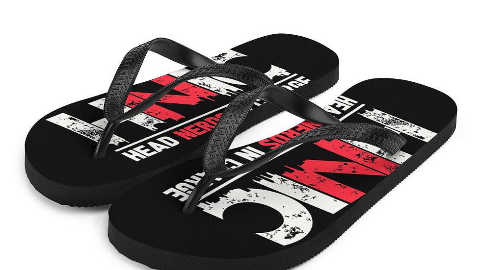 HNIC Flip-Flops