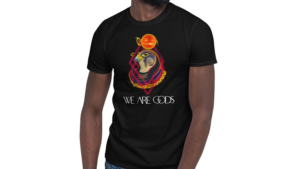 WE ARE GODS: Ra Short-Sleeve Unisex T-Shirt