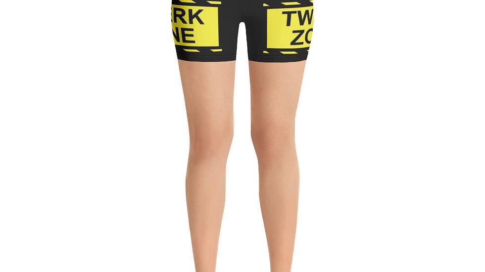 Twerk Zone Booty Shorts