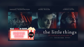 """The Movie Nerd Reviews 'The Little Things"""""""