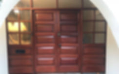HAUSMANN GLIDE-S ALUMINIUM SLIDING DOOR DUBLIN INSTALLATION