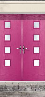 Apeer Composite Door FRE