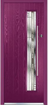 Apeer Composite Door APTS14