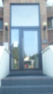 Hausmann Appartment doors