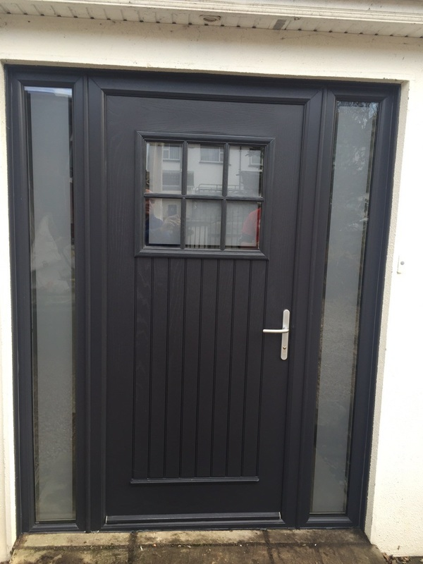 Palladio Dublin Door Bog Oak Stillorgan