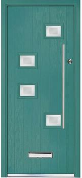 Apeer Composite Door APTS18
