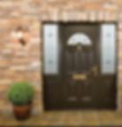 Paladio Sunbeam Composite Door