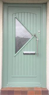 Pure Aluminium Casemet Window