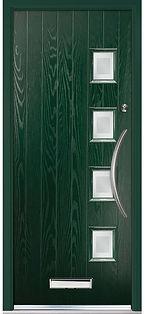Apeer Composite Door APTS4
