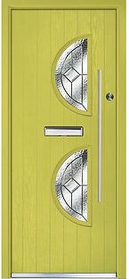 Apeer Composite Door APTS20