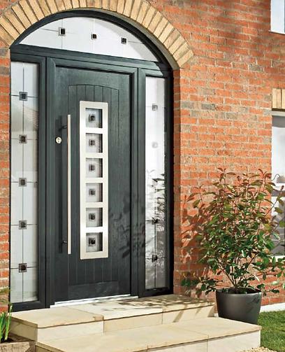 Apeer Composite Door