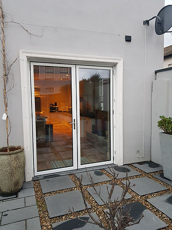 Pure French Door From Hausmann.ie