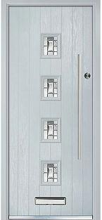 Apeer Composite Door APTS6