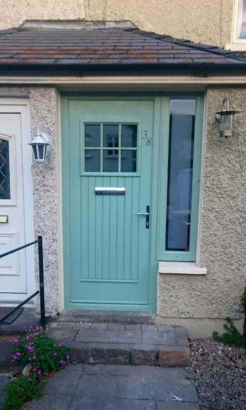 Palladio Dublin Door Chartwell Green Dundrum