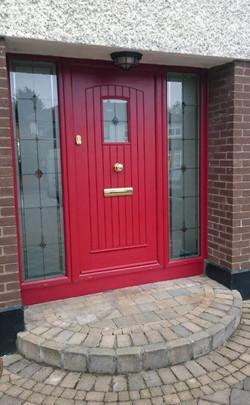 Palladio T&G Glazed Red Dublin