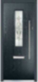 Apeer Composite Door APTS16