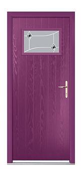 Apeer Composite Door APTS
